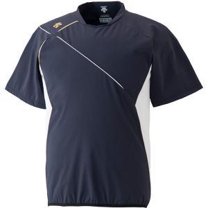 デサント DESCENTE 【野球】 ハイブリッドシャツ DBX−3602B DBX3602B SNVY|spg-sports