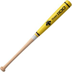 デサント(DESCENTE) 【野球】 トレーニングバット(1100) DKB−7111 DKB7111 イエロー|spg-sports