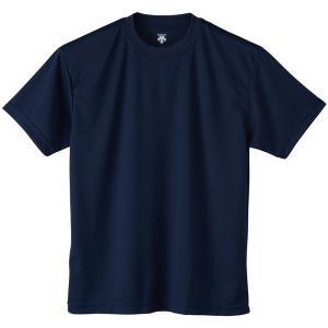 デサント(DESCENTE) Tシャツ(マークなし) DMC5301A Uネイビー