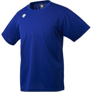 デサント DESCENTE ワンポイントハーフスリーブシャツ DMC−5801B DMC5801B ロイヤル spg-sports