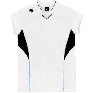 デサント DESCENTE フレンチスリーブゲームシャツ(ユ...