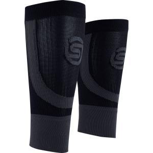 SKINS スキンズ  ESSENTIALS ユニセックス シームレスカーフタイツ ES05880002 BKPT|spg-sports