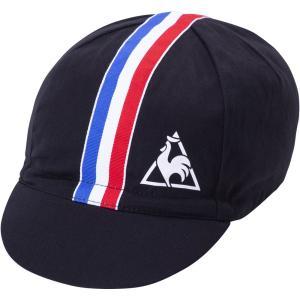 le coq sportif(ルコック) エッセンシャルキャップ QCANGC02 ブラック|spg-sports