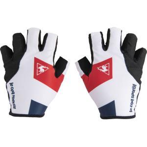 le coq sportif ルコック 【サイクリング】 3D Glove QCBPGD00 ホワイト spg-sports