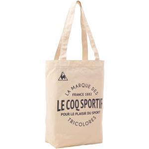 le coq sportif(ルコック) キャンバストートバッグ QMANJA31 IVO|spg-sports