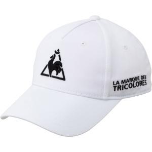 le coq sportif ルコック メンズコットンキャップ QMBNJC16 ホワイト