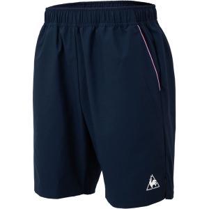 le coq sportif ルコック   テニス  メンズ ゲームパンツ QTMNJD10ZZ ネイビー|spg-sports