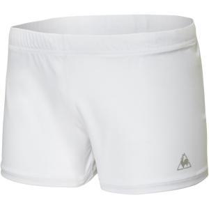 le coq sportif ルコック   テニス  レディース インナーショートパンツ QTWLJM40ZZ ホワイト|spg-sports