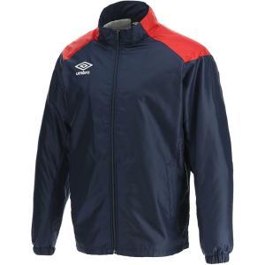 UMBRO アンブロ  TMジュニア用ウインドアップジャケット UBA4024J NVRD spg-sports