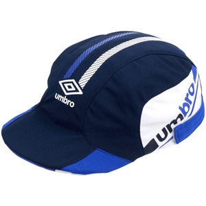 UMBRO アンブロ Jr.クーリングフットボールプラクティスキャップ UUDRJC03 ネイビー/ブルー|spg-sports