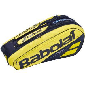 Babolat バボラ ラケットバッグ ラケット6本収納可能 ラケットホルダー×6 BB751182...