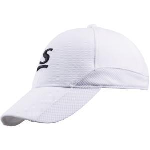 SRIXON スリクソン テニス キャップ SPH5602 ホワイト