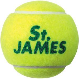 SRIXON スリクソン  テニスボール セントジェームス 4ヶ入り STJAMESI|spg-sports