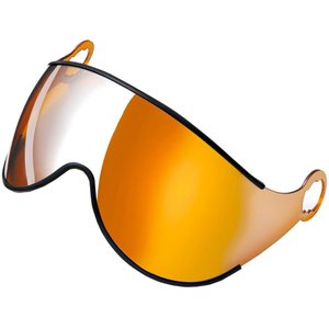 CP(シーピー) スキー ヘルメット 取り替え用レンズ 2G orange silver mirror オレンジシルバーミラー CP|spg-sports