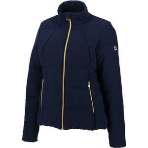 FILA(フィラ) 中綿ジャケット レディース VL2004 フィラネイビー