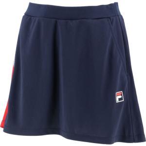 FILA フィラ ウィメンズ スコート レディース テニスウェア VL7501 フィラネイビー|spg-sports