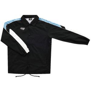 ウィンドアップジャケット BK5340 ブラックXサックス|spg-sports