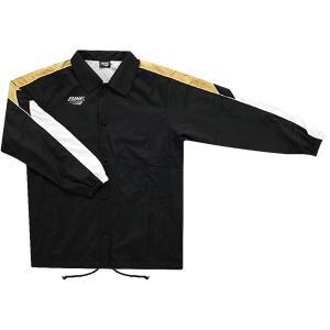 ウィンドアップジャケット BK5340 ブラックXゴールド|spg-sports