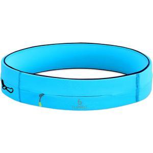 Flip Belt(フリップベルト) スポーツウエストポーチ ジッパー アクア(AQUA) FZA|spg-sports