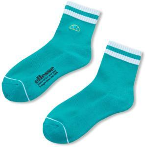 Ellesse エレッセ  Short Socks ショートソックス EAC00100L Mグリーン spg-sports