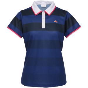 Ellesse(エレッセ) 【レディース テニス・バドミントンウェア】  ポロシャツ ETS0500L IN*IN|spg-sports