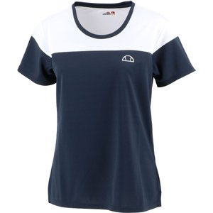 Ellesse エレッセ  ゲームシャツ レディース テニスウェア EW00122ZT ネイビー spg-sports