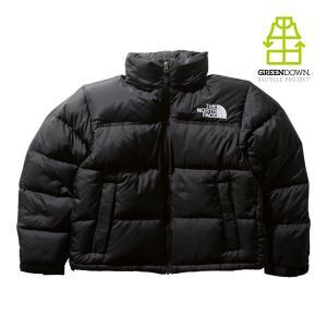 THE NORTH FACE(ノースフェイス) ショートヌプシジャケット レディース Short Nuptse Jacket NDW91952 ブラッ|spg-sports