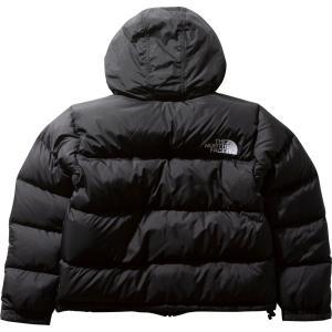 THE NORTH FACE(ノースフェイス) ショートヌプシジャケット レディース Short Nuptse Jacket NDW91952 ブラッ|spg-sports|02
