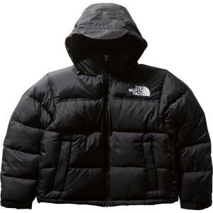 THE NORTH FACE(ノースフェイス) ショートヌプシジャケット レディース Short Nuptse Jacket NDW91952 ブラッ|spg-sports|03