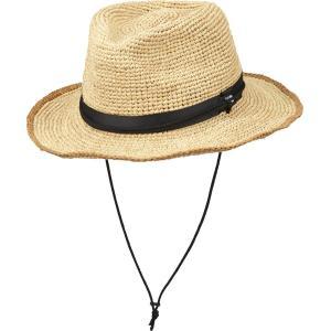 THE NORTH FACE ノースフェイス Raffia Hat ラフィアハット 帽子 ハット ノース 麦わら帽子  NN01554 ナチ|spg-sports