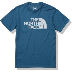 THE NORTH FACE ノースフェイス ショートスリーブ ベント ロゴ クルー メンズ S/S Vent Logo Crew Tシ spg-sports
