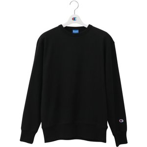 Champion(チャンピオン) TEAM CREW NECK SWEATSHIRT C3PS060 ブラック|spg-sports