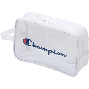 Champion(チャンピオン) シューズバッグ C3QB701B ホワイト|spg-sports