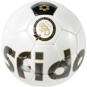 SFIDA(スフィーダ) 【サッカーボール5号球(ローバウンド仕様)】 CLASSICO(ソサイチ) BSFCLS ホワイト|spg-sports