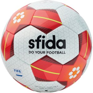 SFIDA(スフィーダ) 【サッカーボール 5号球】 VAIS PRO BSFVA01 WHITE/RED|spg-sports