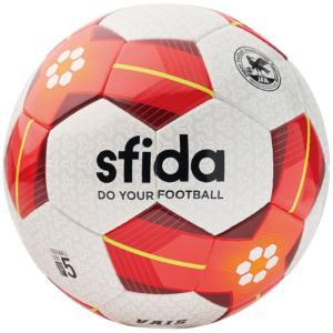 SFIDA スフィーダ   サッカーボール 5号球  VAIS BSFVA02 WHITE/RED spg-sports
