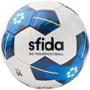 SFIDA スフィーダ   サッカーボール 4号球 小学生用   VAIS JR BSFVA03 WHITE/BLUE spg-sports