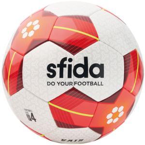 SFIDA スフィーダ   サッカーボール 4号球 小学生用   VAIS JR BSFVA03 WHITE/RED spg-sports