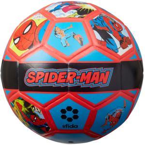 SFIDA スフィーダ  sfida サッカー5号 レトロ柄[HERO]シリーズ MARVEL COLLECTION HERO SB−21MV01 SB21MV01 SPIDERMAN spg-sports