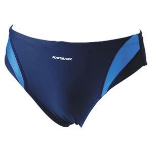 FOOTMARK(フットマーク) アクアライン水着(競泳) 101531 ブルー|spg-sports