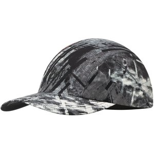 Buff(バフ) BUFF バフ 帽子 キャップ ランニング PRO RUN CAP R−CITY JUNGLE GREY 322012|spg-sports