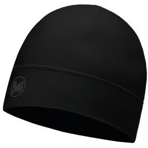 Buff(バフ) BUFF バフ 帽子 ハット MICROFIBER 1 LAYER HAT SOLID BLACK 335975|spg-sports