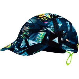 Buff バフ BUFF バフ 帽子 キャップ ランニング PACK RUN CAP IPE NAVY S/M ハット 軽量 コンパクト|spg-sports