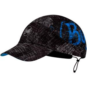Buff バフ BUFF バフ 帽子 キャップ ランニング PACK RUN CAP RUSH GRAPHITE L/XL ハット 軽量 コンパ|spg-sports