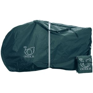 OSTRICH オーストリッチ  超速FIVE 輪行袋 ストロンガー  車輪カバー付  ブラック 41317|spg-sports
