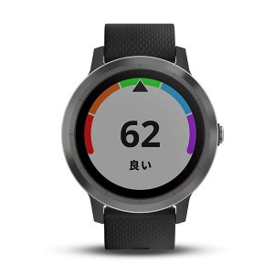GARMIN(ガーミン) GARMIN(ガーミン) vivoactive3 Black Slate 100176971|spg-sports