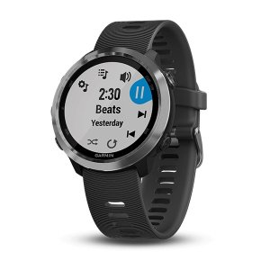 GARMIN ガーミン ForAthlete 645Music Black 【日本正規品】 1001...