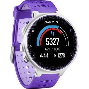 GARMIN(ガーミン) ランニングGPS ForeAthlete230J Purple×Strike フォアアスリート230J パープル×ストライク |spg-sports