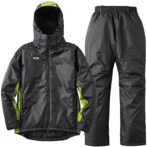 LIPNER(リプナー) 防水防寒スーツ ステイシー グリーン L 30348362