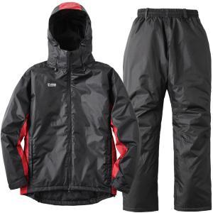 LIPNER(リプナー) 防水防寒スーツ ステイシー レッド LL 30348411